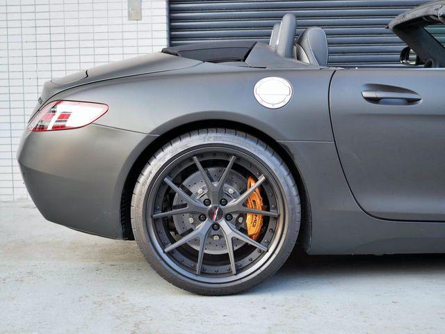 AMG(メルセデスAMG)SLS AMGロードスター ハイパーフォージド20インチAWカーボンブレーキ0000010552