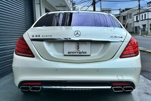 AMG(メルセデスAMG)S63 4MATICロング左ハンドル0000010685
