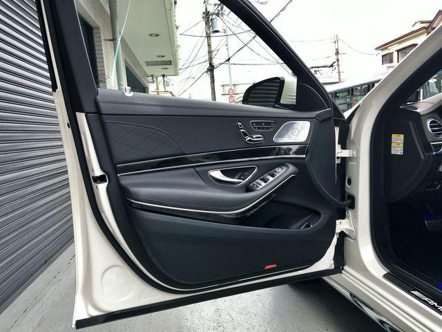 AMG(メルセデスAMG)S63 4MATICロング左ハンドル0000010701