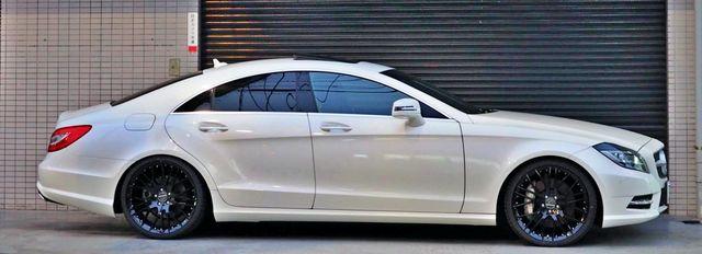 メルセデス・ベンツCLS550 新品カールソン20インチブラックホイール ロワリング AMGスポーツパッケージ0000010713