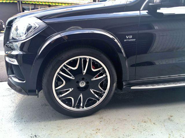 AMG(メルセデスAMG)GL63 クラブリネア22インチAW0000010911