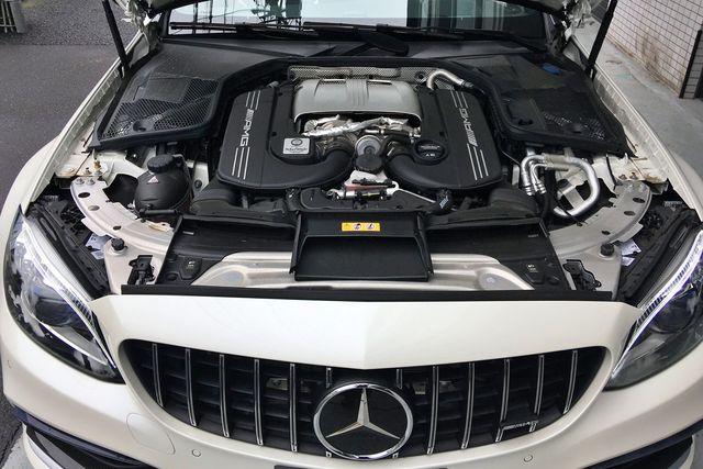 AMG(メルセデスAMG)C63Sカブリオレ0000011810